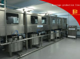 2107 новых автоматических производственных линий воды 5 галлонов чисто/машина завалки