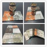 glas van de Spiegel van 5mm Champagne het Antieke/van de Spiegel van de Kunst met Uitstekende kwaliteit voor Decoratie