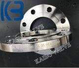 El acero inoxidable del cuello del resbalón on/Welding de JIS Ks 304/304L/316/316L forjó el borde