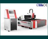 Machine de découpe en métal CNC avec laser Tech (FLX3015-700W)