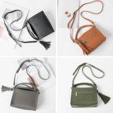 Bolsa na moda do couro da bolsa da forma clássica a mais atrasada do saco de ombro do estilo