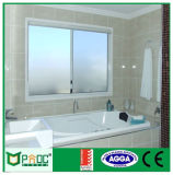 Aluminium glacé par double Windows coulissant/Windows en aluminium en Chine Pnocpi07
