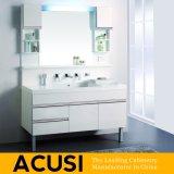 Amerikanische einfache Art-Lack-Badezimmer-Großhandelseitelkeit (ACS1-L02)
