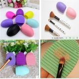 2017 Good Face Fashion Egg Design Maquillage Brush Cleaner