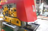 De Chinese Machine van het Gat van het Ponsen, Maximum Dia van Ponsen 25mm Ijzerbewerker