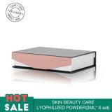 A melhor pigmentação danificou o ponto escuro do reparo da pele que remove o pó liofilizado da beleza da pele do cuidado de pele cuidado ajustado