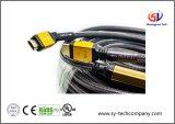 순수한 구리를 가진 HDMI 케이블