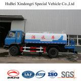 camion Greening dello Special dello spruzzatore dell'acqua di 11cbm Dongfeng