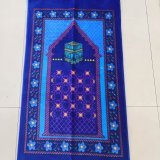 Estera de rezo musulmán material de la alta calidad suave de la impresión
