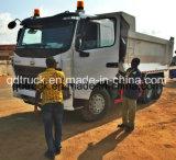 De Chinees Vrachtwagen van de Stortplaats HOWO van de Vrachtwagen van de Stortplaats 336HP