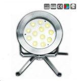 indicatore luminoso subacqueo del raggruppamento dello stagno di 12With36W LED, indicatore luminoso della fontana