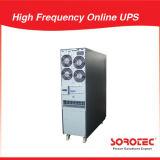 UPS in linea ad alta frequenza 30kVA 27kw di fattore 0.9 di alto potere per a tre fasi con posizione di folle