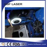 Macchina diritta del saldatore del laser dei monili di vibrazione di rame di Siliver dell'oro