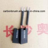 Indústria de alto desempenho Graphtie Carbon Brush EG236S