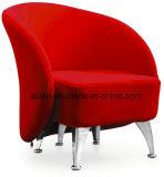 Poltrona singolo Seater moderno di disegno moderno che pranza presidenza (LL-BC064)