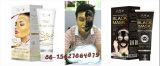 O anti enrugamento do zelo que Whitening o colagénio dourado do ouro da máscara descasca fora a máscara facial