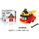 Het onderwijs Speelgoed van de Bouwsteen DIY van het Speelgoed (H9918003)