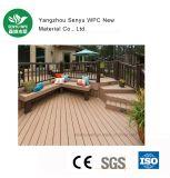 Revestimento de madeira exterior da grão WPC do preço de fábrica
