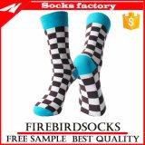 Носки женщины хлопка цветастые обыкновенные толком продают оптом с таможней
