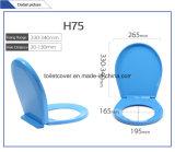 Material der Kind-und Kind-Toiletten-Sitzverlangsamung-Sicherheits-pp., das mehr wahlweise freigestellt färbt