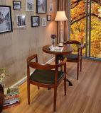 Sedia da pranzo in legno massiccio in legno di design