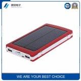 Batería portable de la potencia de la fuente de alimentación de batería de la potencia del teléfono de la fábrica de la potencia de la potencia del cargador solar móvil al por mayor directo del cargador