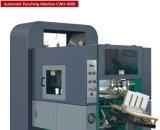 Automatische lochende Papiermaschine Cwh-4500 für Übungs-Buch