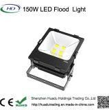 Poder superior de RoHS do Ce e luz de inundação elevada do diodo emissor de luz dos lúmens IP65 150W