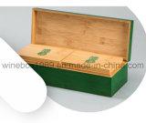 환경 간단한 MDF에 의하여 건류되는 대나무 차 선물 상자