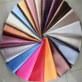 Couro sintético decorativo do falso para o sofá, (806#)
