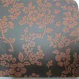 多彩な印刷されたPU PVC装飾的な革