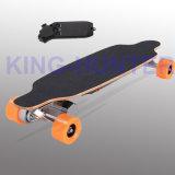 Skateboard van de Motor van de Straat van de sport het Vierwielige Elektronische voor Volwassenen