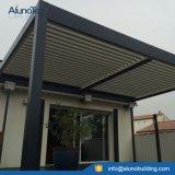 Telhado impermeável de alumínio automatizado do telhado de Lourvre