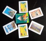 カスタマイズされたペーパートランプか火かき棒またはPlastic/PVC/Tarot/Gameのカード