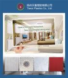 ヤンチョウの正方形の卸売PVC壁パネルのレストランの天井の装飾の設計