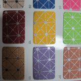 多彩なPU PVCによって印刷される袋の革