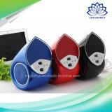 물방울 휴대용 FM 기능 소형 이동 컴퓨터 스피커