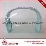 Sac cosmétique de renivellement de PVC d'espace libre neuf de modèle pour le cadeau promotionnel