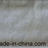 Tessuto del sofà della tappezzeria della tessile della famiglia del velluto tinto poliestere