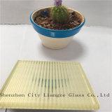 Vidrio impreso seda/gafa de seguridad ultra clara del vidrio laminado//vidrio Tempered para la decoración