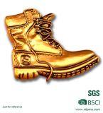 Insigne mol en métal d'émail d'or de fournisseur de fabrication