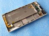 Schermo del telefono per l'affissione a cristalli liquidi di Huawei P6 con lo schermo di tocco
