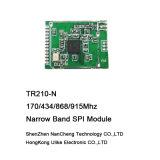Module à bande étroite d'émetteur récepteur de module du module rf d'émetteur récepteur de Cc1120 868MHz