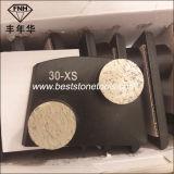 돌 구체적인 테라조를 위한 CD-43 Superhard 다이아몬드 가는 닦는 바퀴