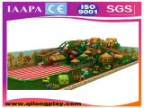 Улучшите подгонянную спортивную площадку темы джунглей крытую (QL-1111L)