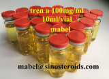 Trenbolones 처리되지 않는 스테로이드 분말 Trenbolones Enanthate 100는 주사 가능한 기름을 완료했다