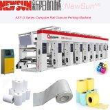 Impresora automatizada serie del fotograbado de la película del PVC del carril del Montaje-G