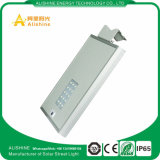 indicatore luminoso di via solare di alta qualità 15W con la batteria di litio LiFePO4