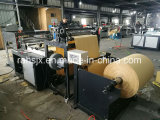 Carrete de PE/PP/PVC/Paper para cubrir la cortadora cruzada