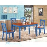 レストランの喫茶店(HW-6096C)のための北欧の木の食事の椅子